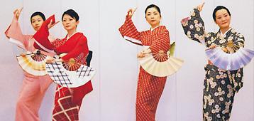 日本舞踊 月花麗人社