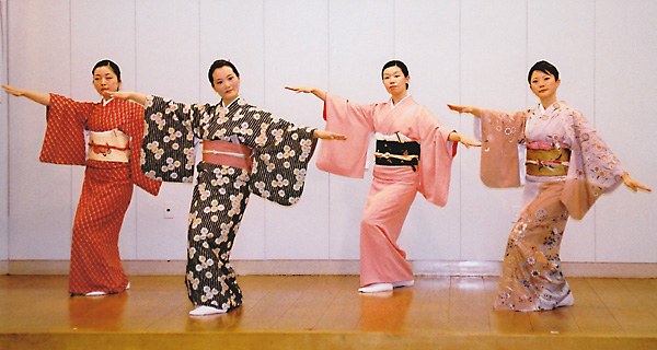 月花麗人社 日本舞踊 Japanese Dancing