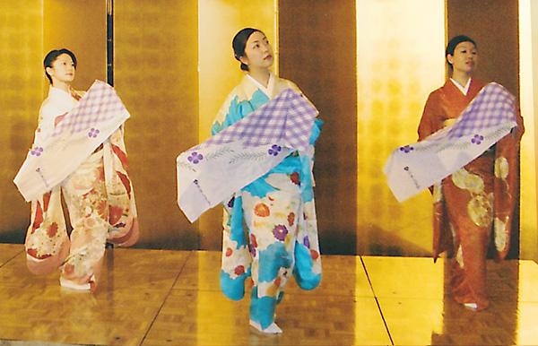 日舞 月花麗人社 浅草ビューホテル