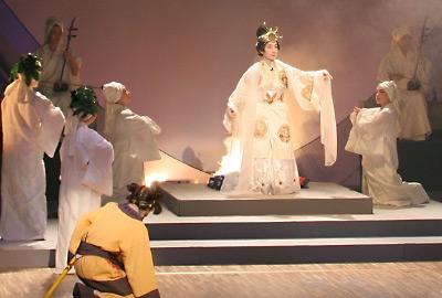 月花麗人社 創作舞踊劇 まほろばの夢 SUSANO