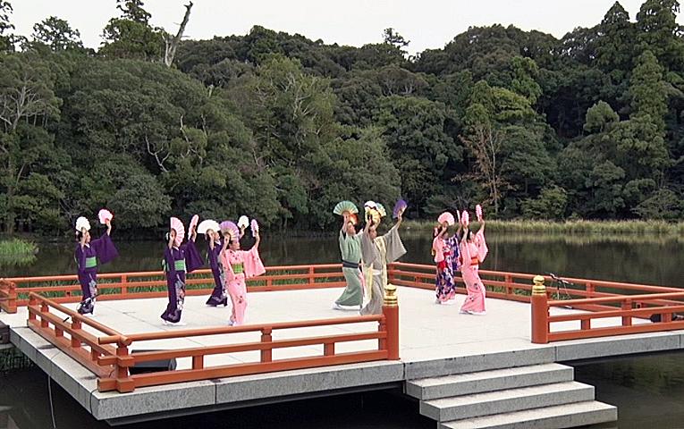 月花麗人社 日舞