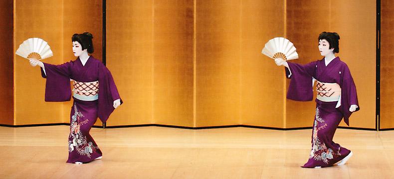 日本舞踊公演「はるか舞の会」 月花麗人社