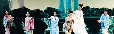 月花麗人社 創作舞踊劇 黎明